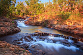 Buley Rockhole, Litchfield National Park - Stock Image