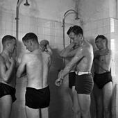 16 jährige beim duschen