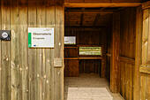 entrance-of-bird-hide-blind-at-nature-re
