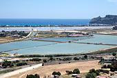 Salt Flats , Cagliari, Sardinia