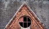 Abandoned Barn - Stock Image