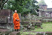 single-monk-in-ruins-f54ewp.jpg