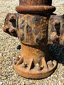 large-ruddy-brown-rusty-cast-iron-corrod