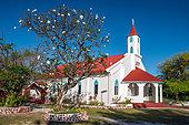 french-polynesia--rotoava-church-in-faka
