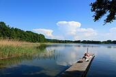 lake-schaalsee-lassahn-pier-mecklenburg-