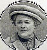 Rosa Luxemburg (1871 –1919) - Stock Image