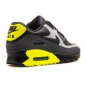 Nike Air Max 90 LTR grigio nero e giallo uomini Sport Sneakers ...